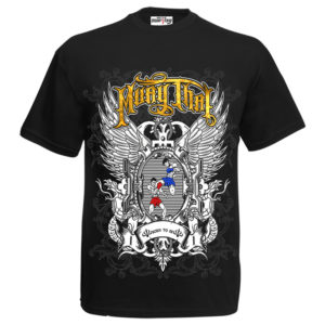 Muaythai t-shirt / MT-8004