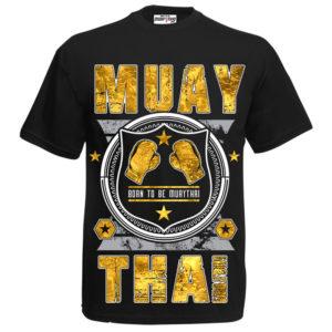 Muaythai t-shirt / MT-8034