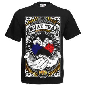 Muaythai t-shirt / MT-8038