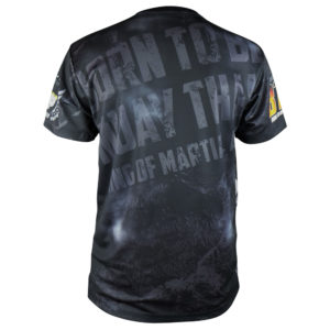Muay Thai Shirt / SMT-6006