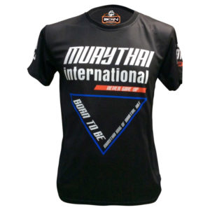 Muay Thai Shirt / SMT-6015