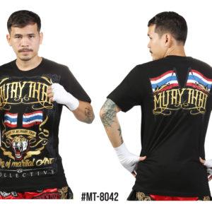 Muaythai t-shirt / MT-8042