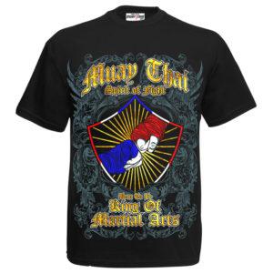 Muaythai t-shirt / MT-8041