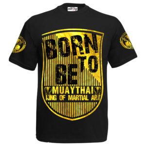 Muaythai t-shirt / MT-8044