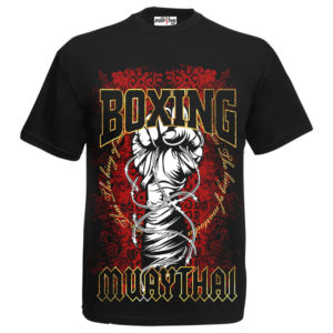 Muaythai t-shirt / MT-8002