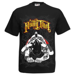 Muaythai t-shirt / MT-8007