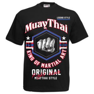 Muaythai t-shirt / MT-8019