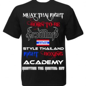 Muaythai t-shirt / MT-8010