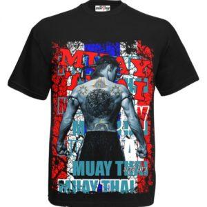 Muaythai t-shirt / MT-8027