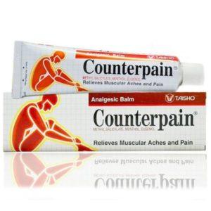 Counterpain Analgesic Balm Hot Cream
