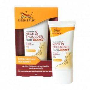 Tiger Blam Neck & Sholder Rub Boost